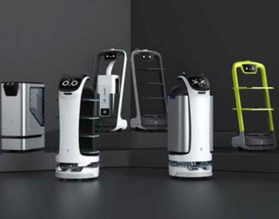 Delivery Robot Company Pudu Robotics raised Nearly $15 Million in Series B+ Financing, Led by Sequoia Capital China