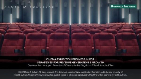 Frost & Sullivan - cinema exhibition in KSA