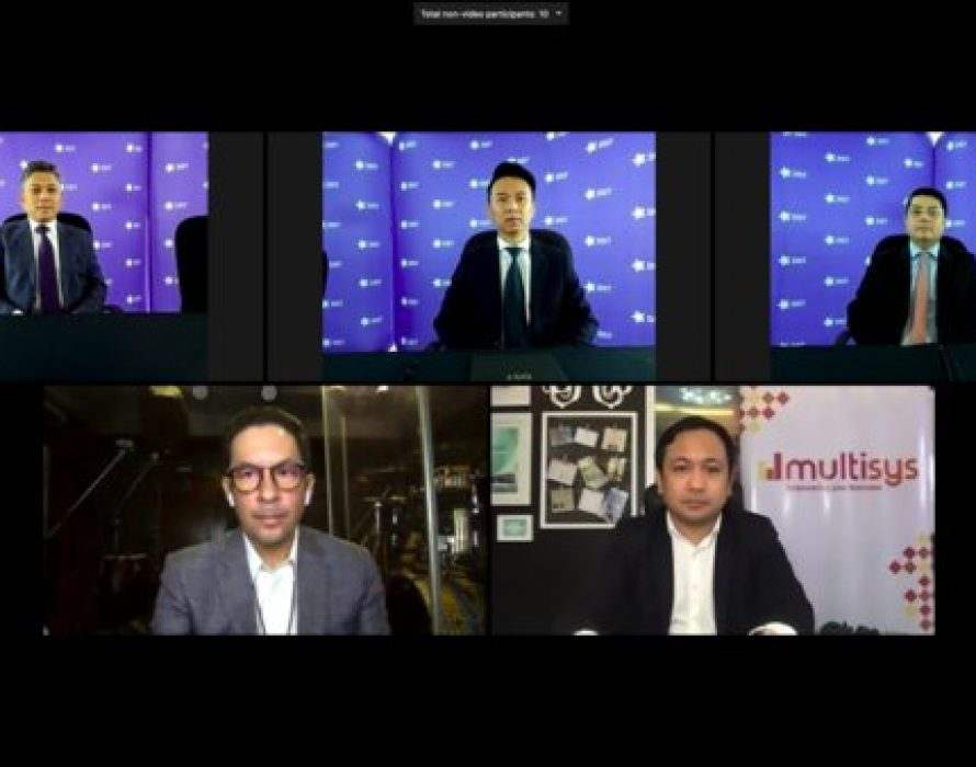 DST Expands Digital Transformation and Innovation across Brunei with Tech Giant, MultiSys from the Philippines