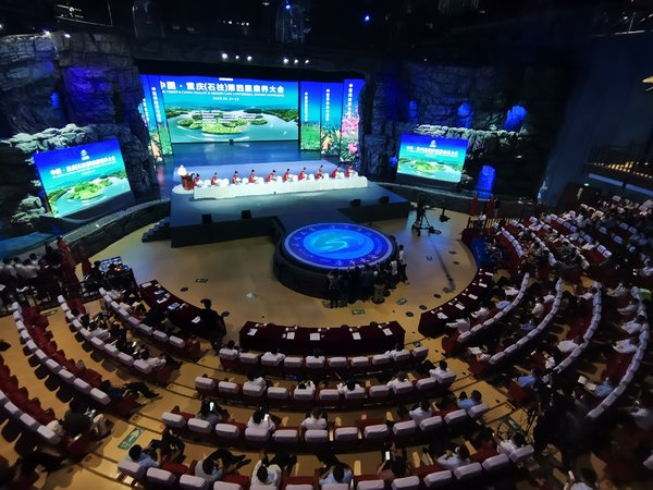 Empower tourism by Chinese medicine healthcare - The 4th Chongqing (Shizhu) Health and Wellness Conference opens in China