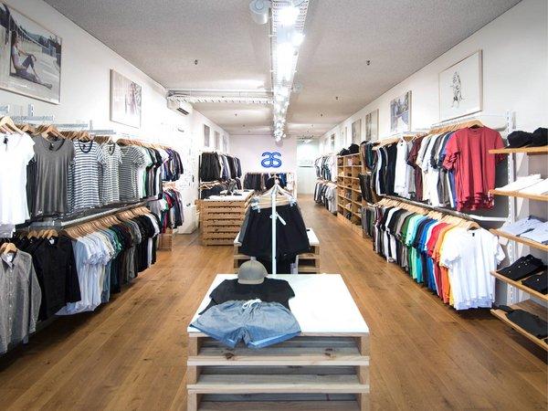 AS Colour Fitzroy Melbourne store