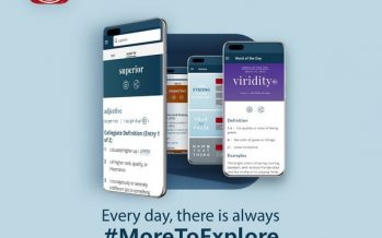 Huawei Partners with Merriam-Webster to Bring World-Class Dictionary App to AppGallery Users