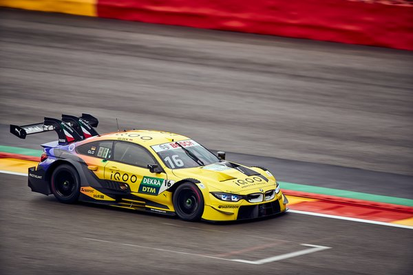 iQOO becomes Premium Partner of BMW M Motorsport for the 2020 DTM Season