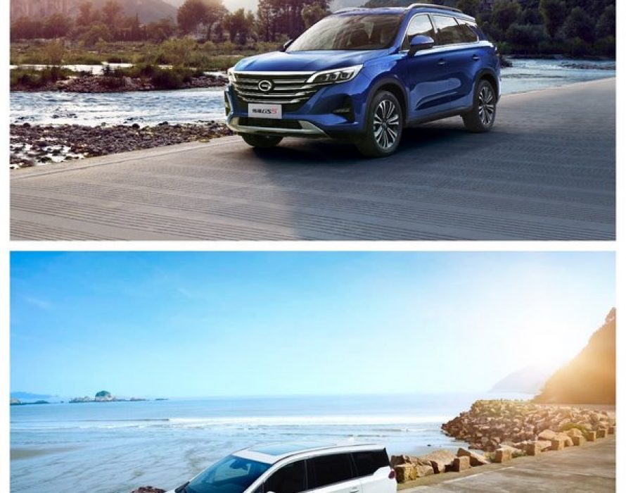 Luxurious driving SUV GS5, widely versatile MPV GN6 launched in the Kingdom of Bahrain