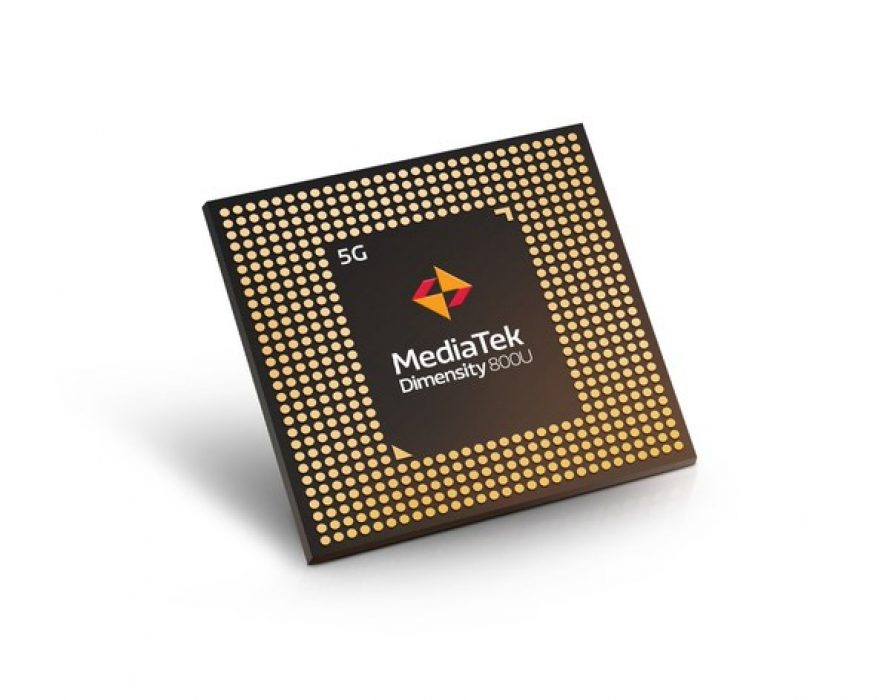 MediaTek Introduces Newest 5G SoC, Dimensity 800U for Ultra Connectivity and Advanced 5G Dual SIM Technology