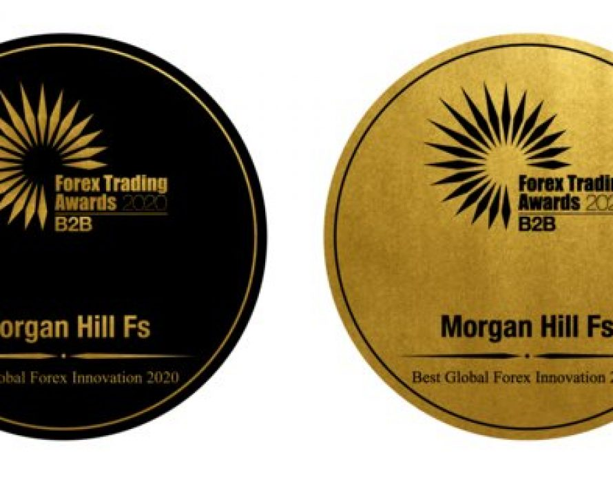 """Morgan Hill Fs Receives """"Best Global Forex Innovation 2020"""" Award from Forex Trading Awards"""