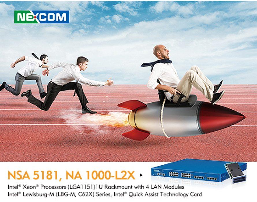 NEXCOM Boosts Data Encryption Speed and Efficiency with Intel(R) QAT Card NA 1000-L2X