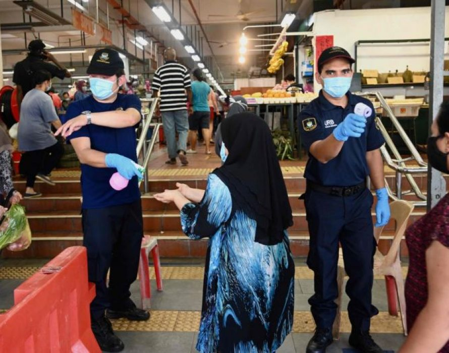 COVID-19: Over 100 individuals in Penang undergo test