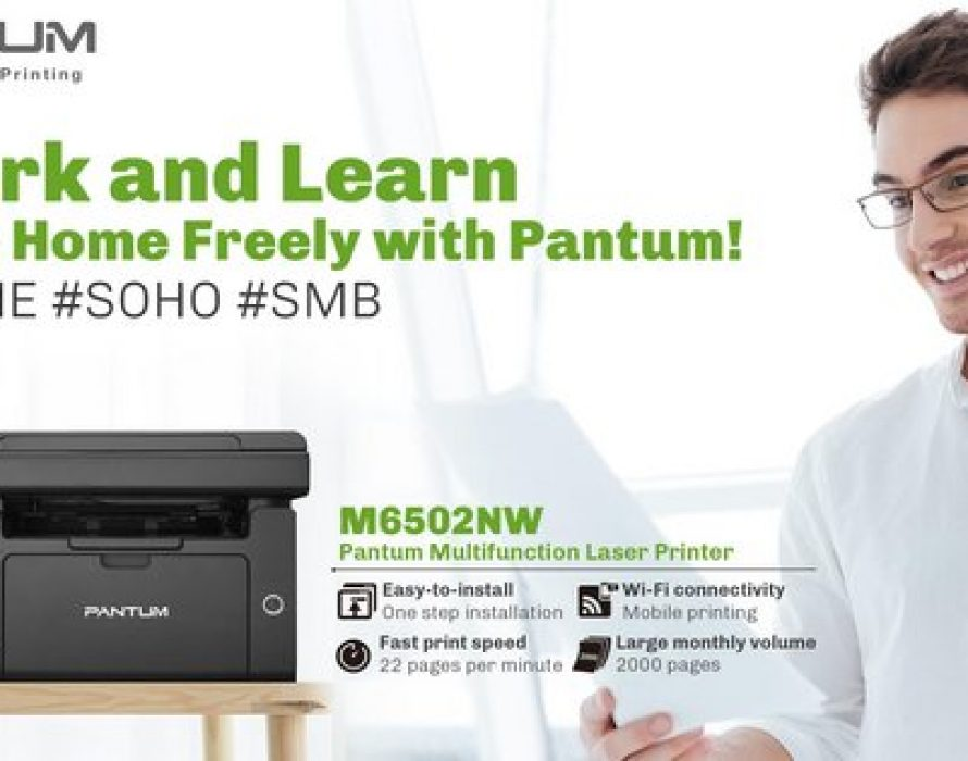 Pantum Launches Facebook Campaign Inviting Indian Users to List Down Favourite Features of the Bestselling Printers