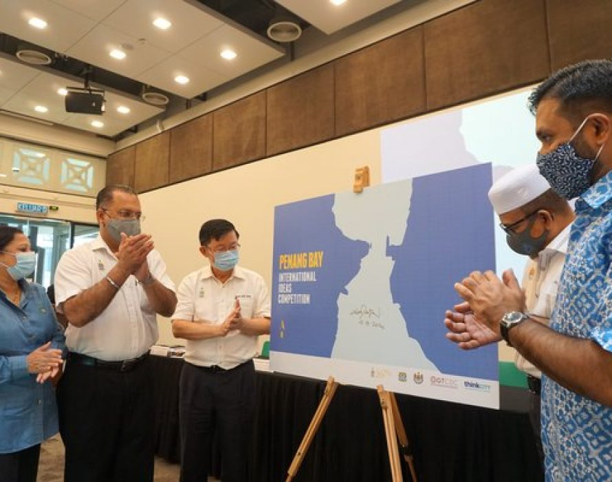 Penang Bay International Ideas Competition: Open For Submissions