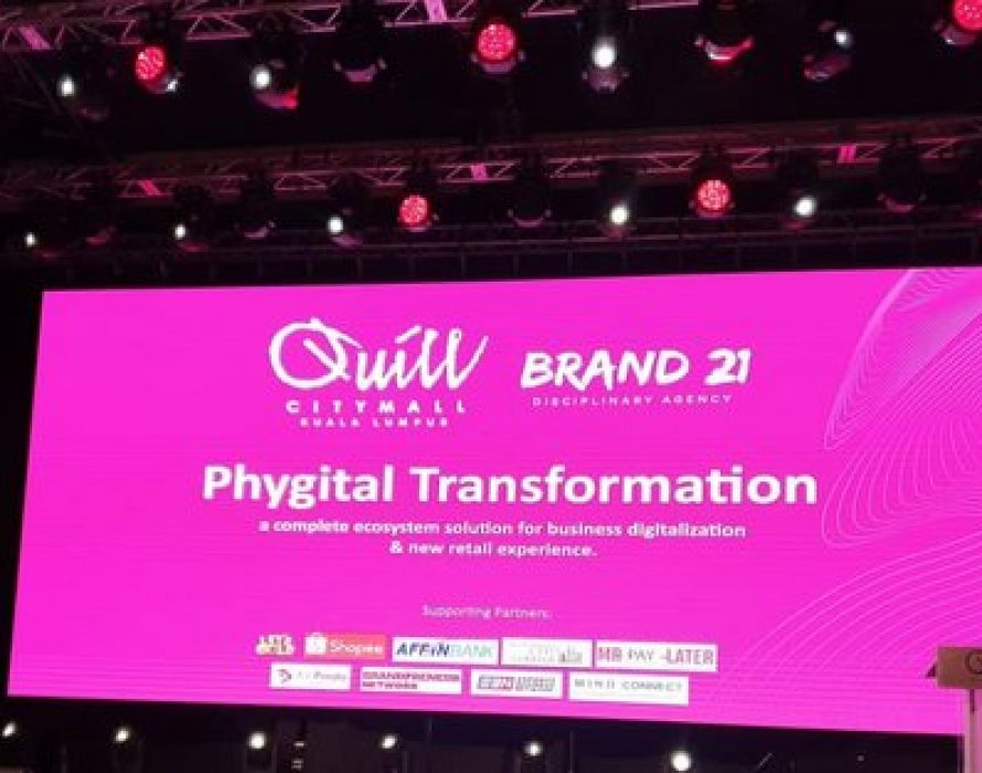 PHYGITAL ACCELERATOR PROGRAM SEASON ONE Official Brands Launching Received Huge Reception Among All Ecosystems Partners
