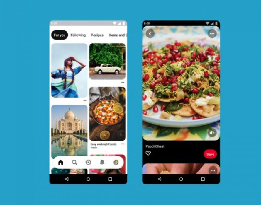 Pinterest Announces Videos Updates to Inspire Audiences in India to take Action on Ideas