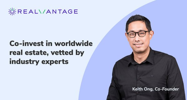 Keith Ong, Co-Founder of RealVantage
