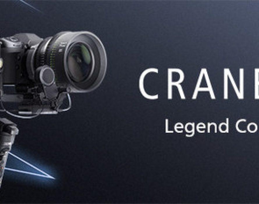 Reimagine Classic Design: Zhiyun Announces CRANE 2S Gimbal