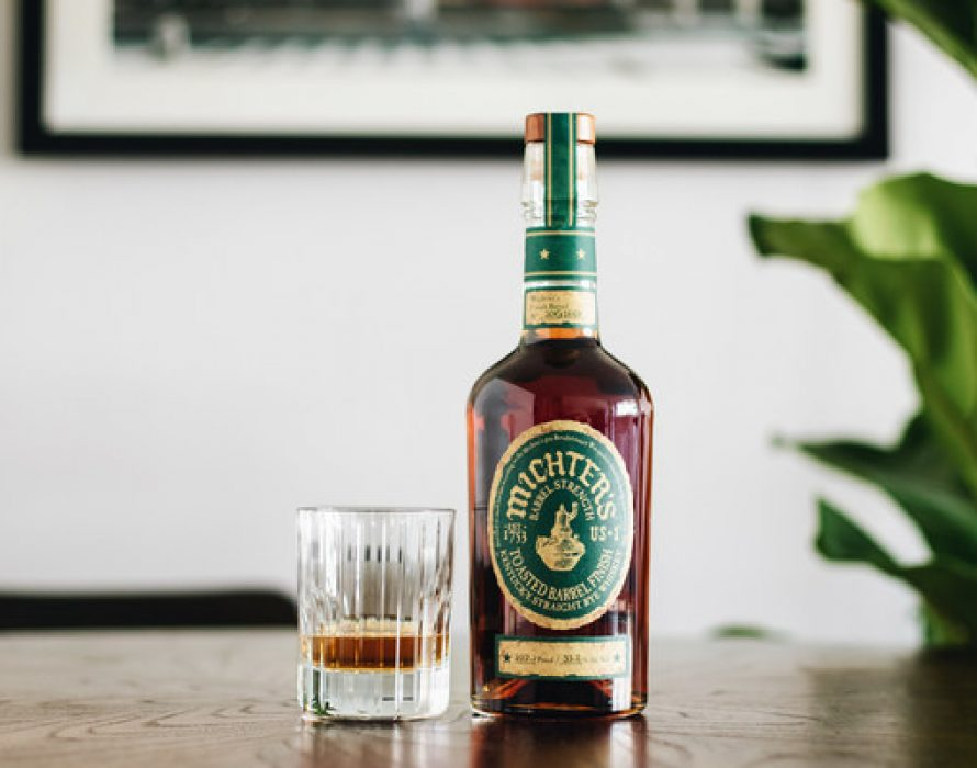 Release of Michter's Toasted Barrel Finish Rye