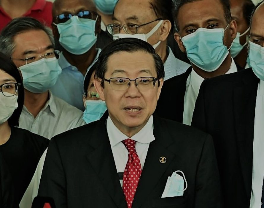 Lim Guan Eng, Phang Li Koon plead not guilty to corruption