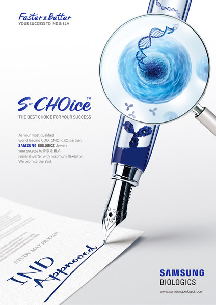 Samsung Biologics Proprietary Cell Line, S-CHOice