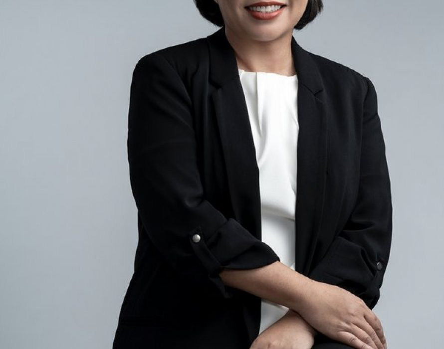 Sirinthip (Celine) Chotithamaporn receives recognition for being an Outstanding Leader in Asia 2020