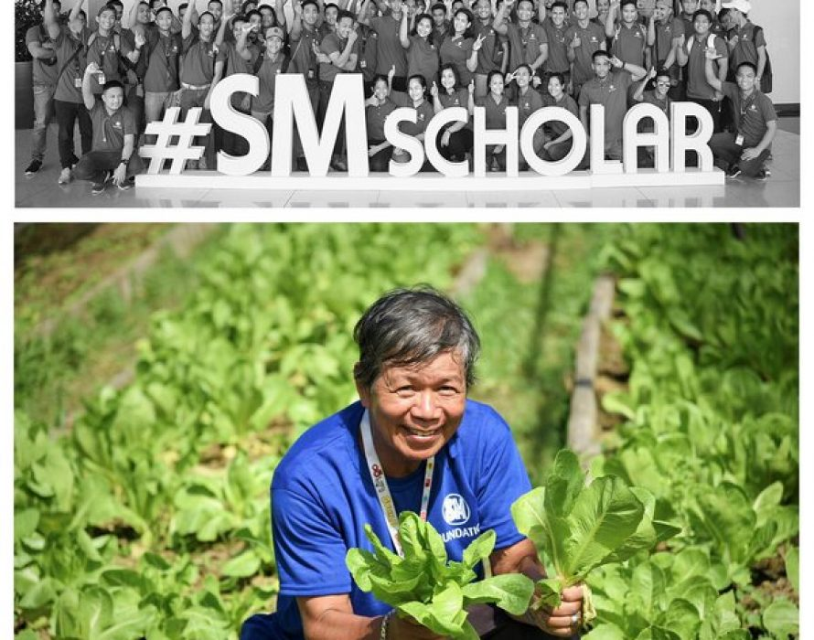 SM cited among Asia's Top Community Care Companies by Asia Corporate Excellence and Sustainability Awards