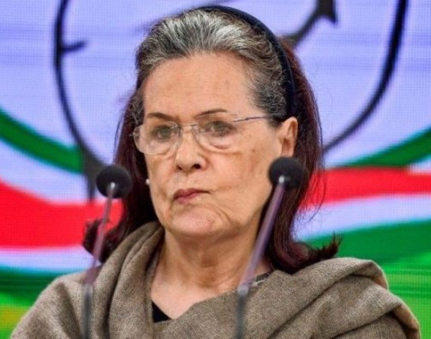 Sonia Gandhi to continue as president of India's main opposition party