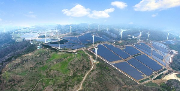 Sungrow Powers the Largest PV+Wind+Storage Complex in South Korea