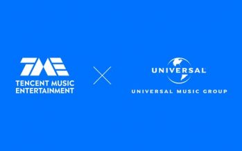 Tencent Music Entertainment Group and Universal Music Group Agree to Multi-Year Licensing Agreement Extension and Establishment of New Joint Venture Music Label in China