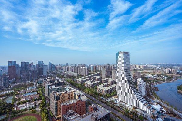 Chengdu's new economic vitality area
