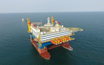 The Accommodation Vessel of CIMC Raffles Resumes Operation in Campos Offshore Oilfield