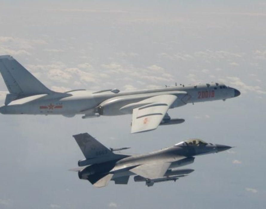 China protests U.S. spy plane watching drills