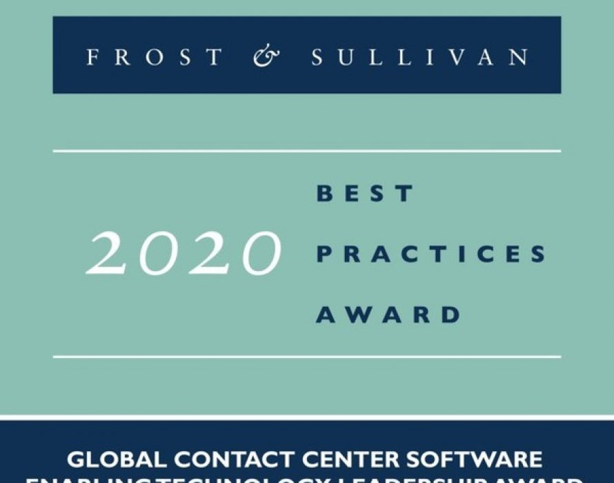 ThinScale Recognized as a 2020 Global Enabling Technology Leader by Frost & Sullivan
