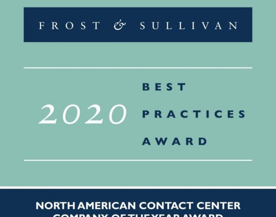 Thrio Recognized by Frost & Sullivan for Establishing itself in the Contact Center Market with its Emerging Technology-powered Growth