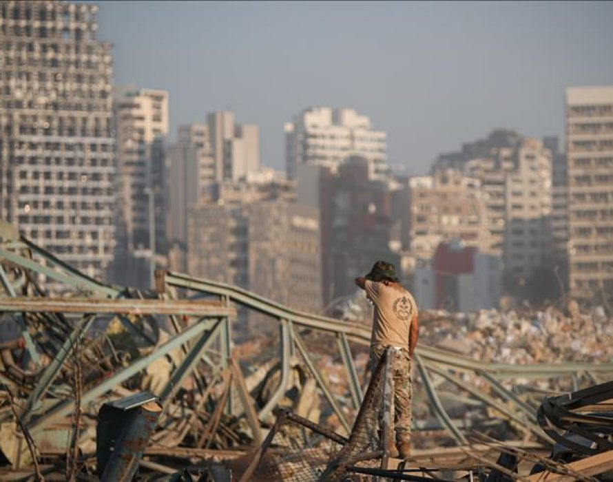 Death toll in blast-hit Beirut rises to 177