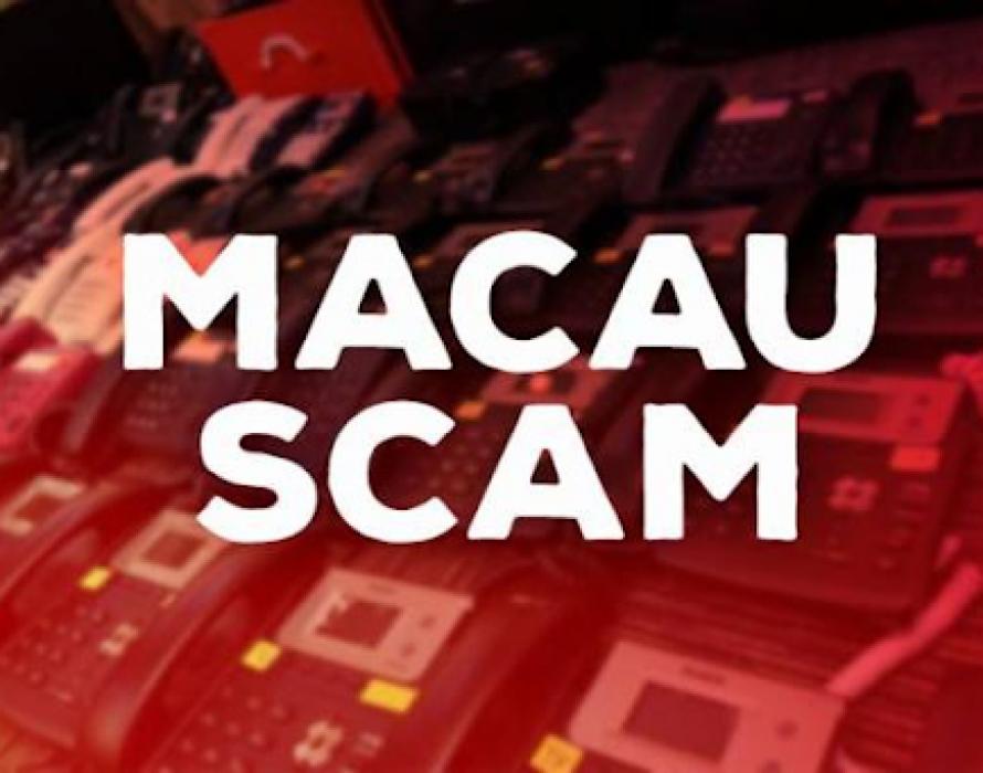 Retiree loses almost RM500,000 in Macau Scam