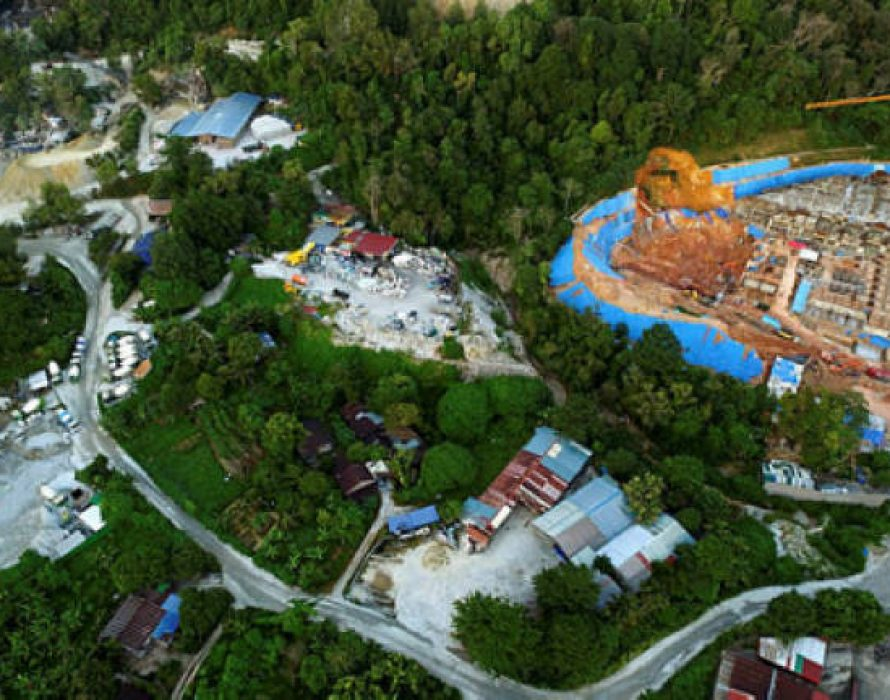 Penang developers can be fined up to RM250,000 for causing landslides