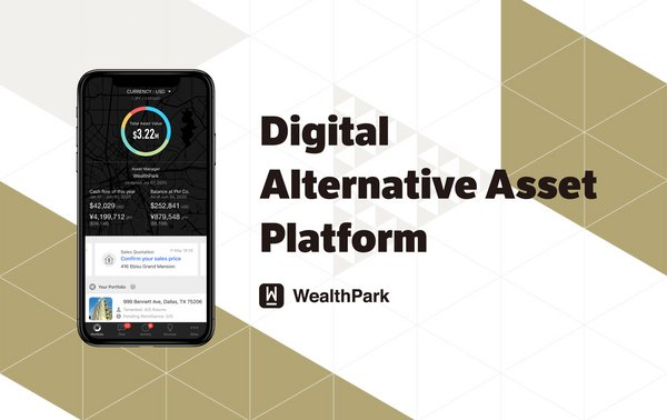 WealthPark - Digital Alternative Asset Platform