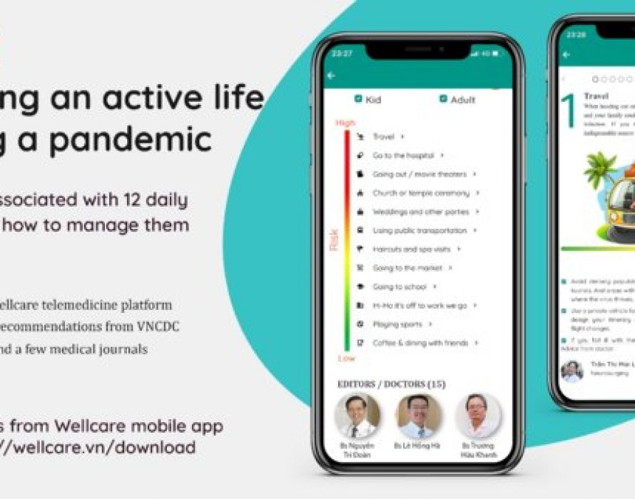 Wellcare Introduces Digital Guide 'Enjoying an Active Life During A Pandemic'
