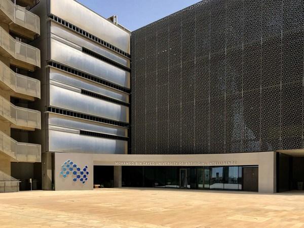 Mohamed bin Zayed University of Artificial Intelligence (MBZUAI) Campus located in Masdar City - Abu Dhabi, United Arab Emirates.