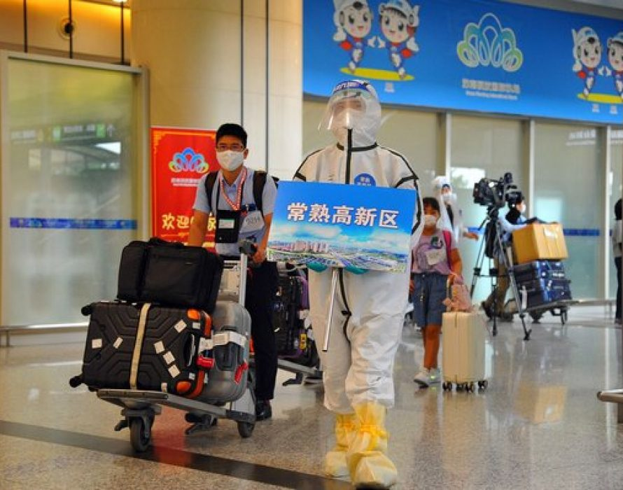 Xinhua Silk Road: Changshu intensifies efforts to further optimize business environment