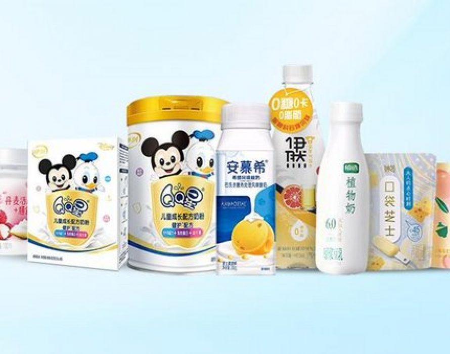 Xinhua Silk Road: Chinese dairy firm Yili sees surging revenue, profits in Q2