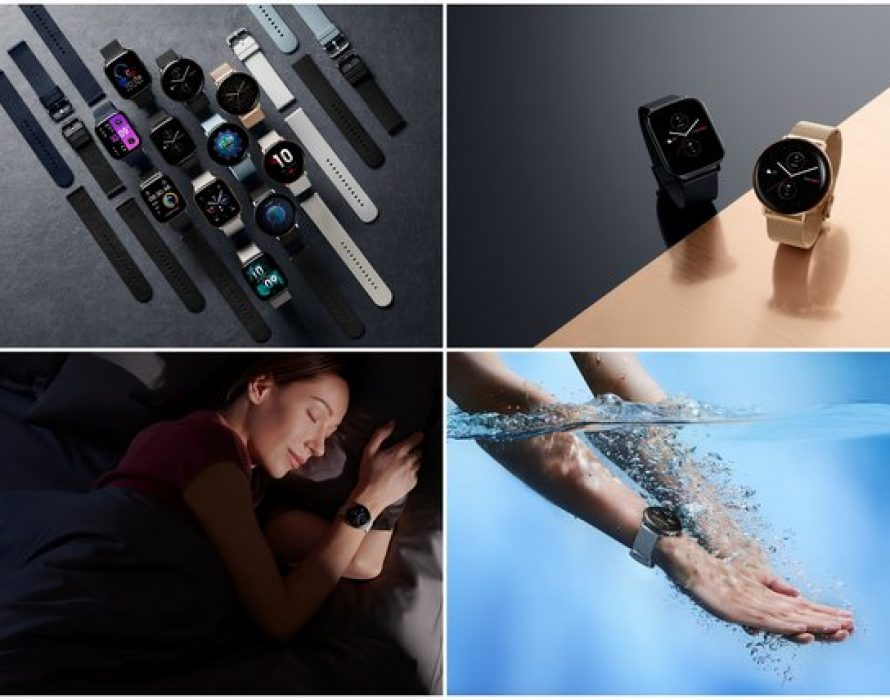 Zepp Unveils Zepp E, A New Stylish Line-Up of Wearables Designed with Wellness in Mind