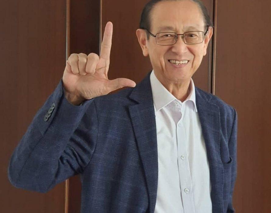 Chong Kah Kiat: Answering call of duty after 13-year hiatus