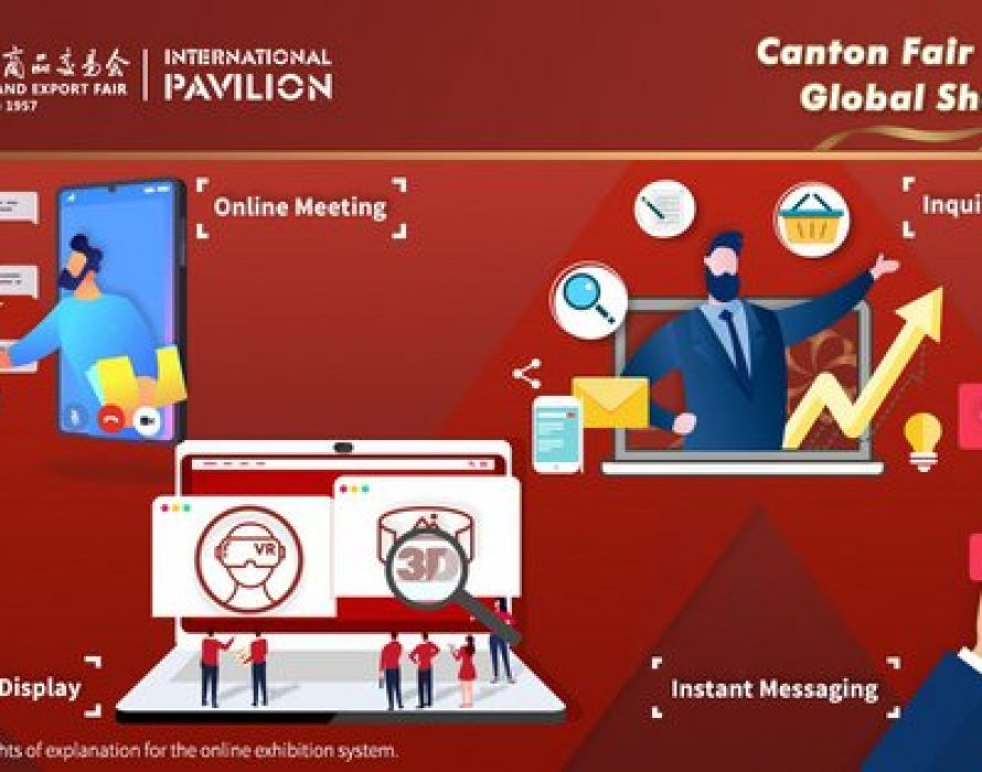 128th Online Canton Fair International Pavilion Continues to Power International Trade with Industry-Leading Digital Platform