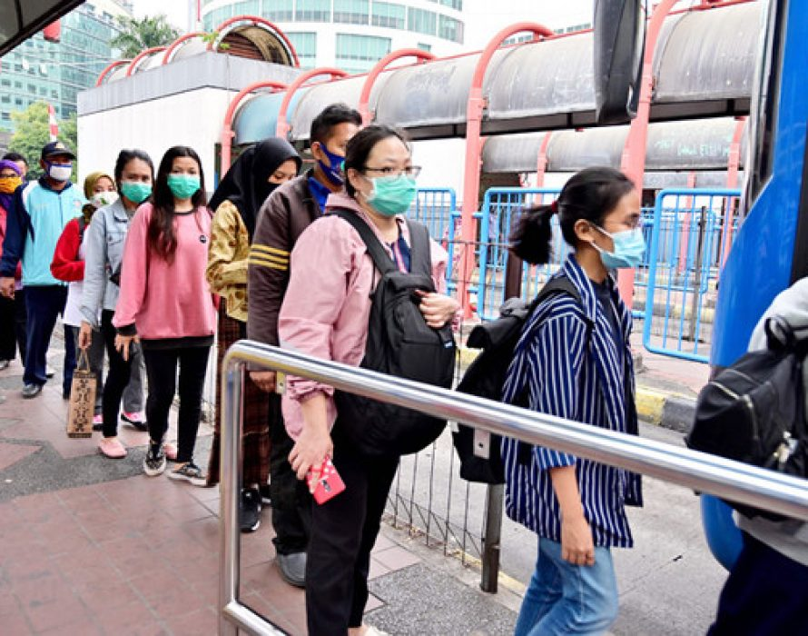 Jakarta reimposes COVID-19 restrictions starting from Monday