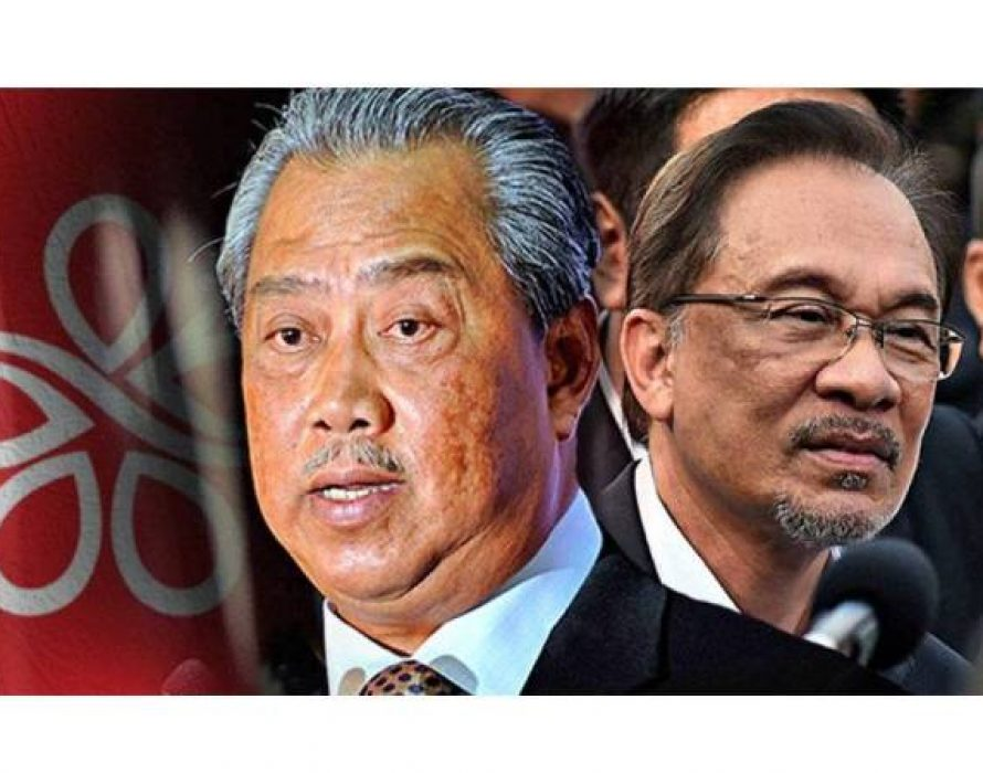 Anwar claims on strong majority lead: End game for Muhyiddin?