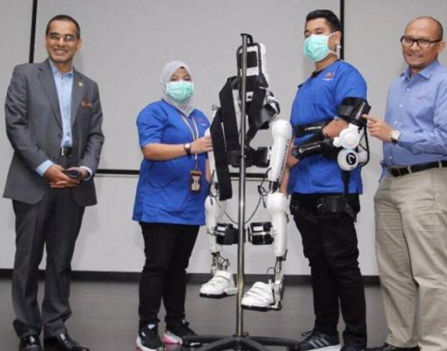 Hospital Universiti Sains Malaysia first to adopt 'HAL' technology