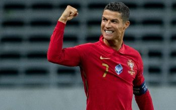 Ronaldo eight goals shy of Ali Daei's world record