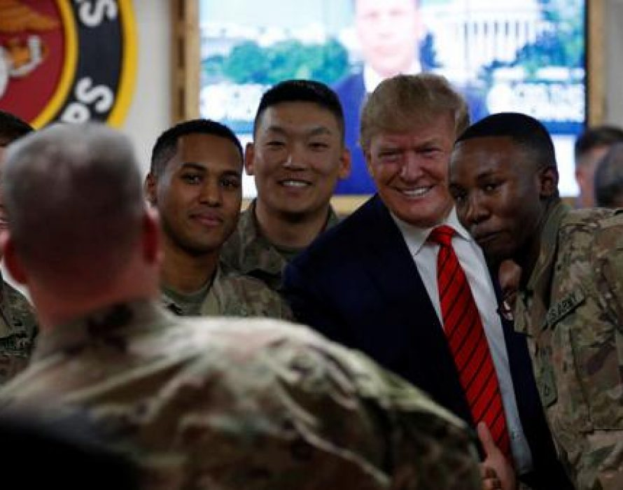Trump will announce reduction in U.S. troops in Iraq on Wednesday