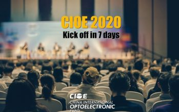 7 Days to World's Largest Optoelectronic Exhibition's Kick-off