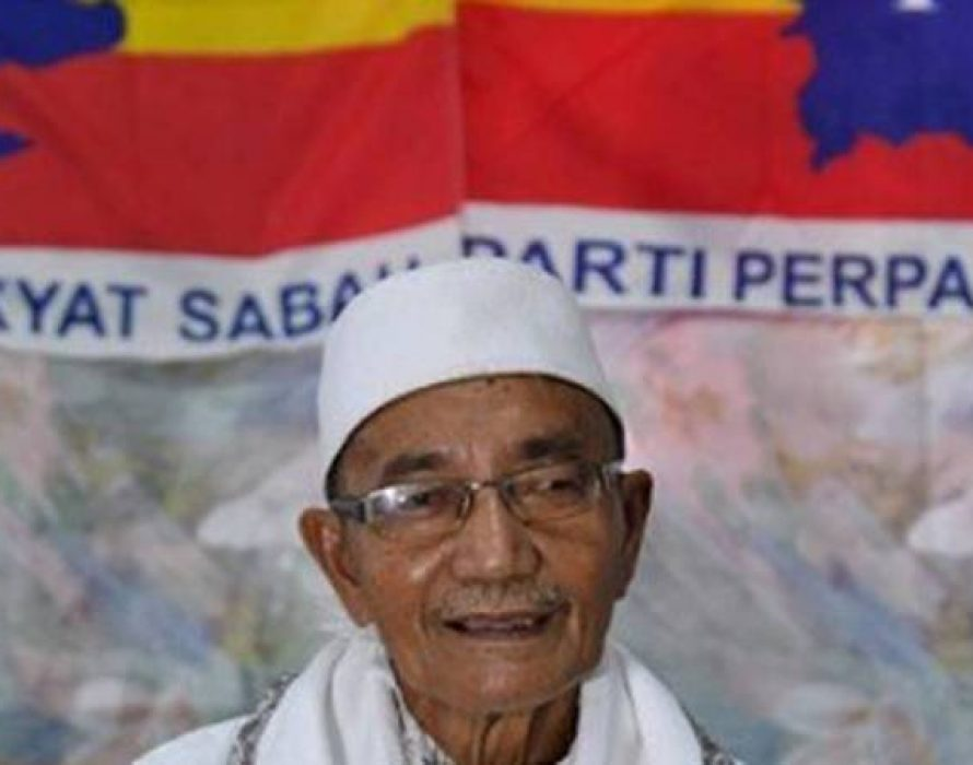 Oldest candidate in Sabah state election proves age is just a number