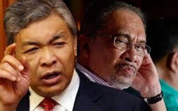 Ahmad Zahid: Many Umno, BN MPs voice support for Anwar